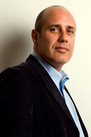escritor Federico Moccia