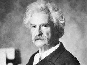 Libros de Mark Twain