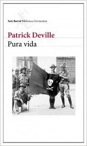 libro-pura-vida-patrick-deville