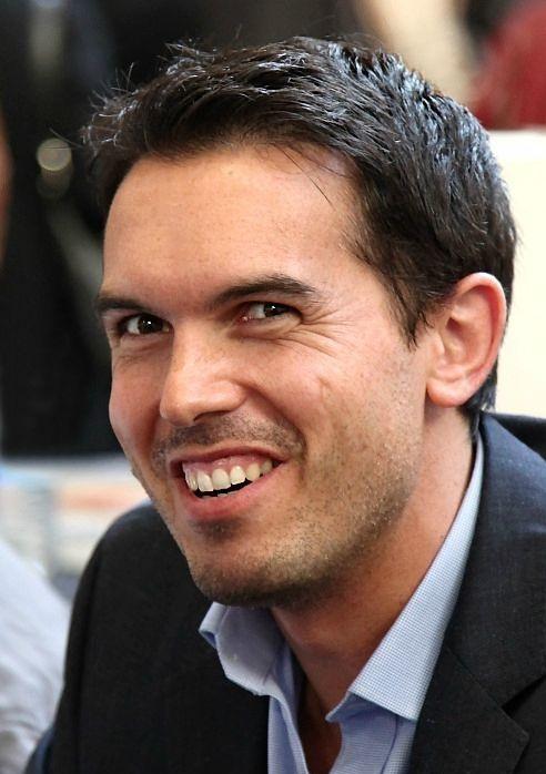 escritor Maxime Chattam