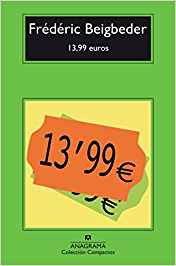 13,99 de Frederic Beigbeder