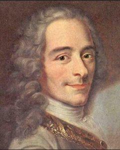 Libros de Voltaire