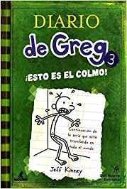 Diario de Greg 3. Esto es el colmo