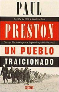 Un pueblo traicionado, de Paul Preston