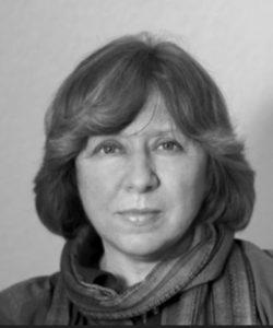 escritora Svetlana Alexievich