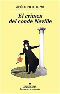 El crimen del conde de Neville