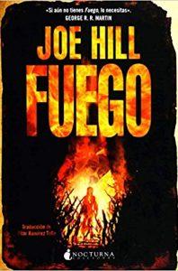 Fuego, de Joe Hill