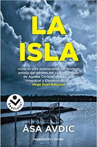 La isla, de Asa Avdic
