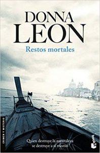 Restos mortales, de Donna Leon