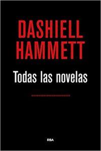 Todas las novelas Hammett