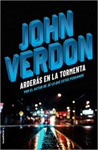 Arderás en la tormenta, de John Verdon