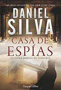 Casa de espías, de Daniel Silva
