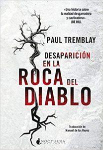 Desaparición en la Roca del Diablo, de Paul Trembay