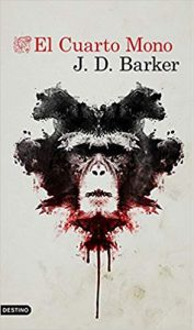 El cuarto mono, de J.D. Barker