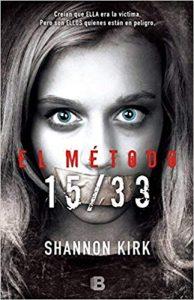 El método 15-33, de Shannon Kirk