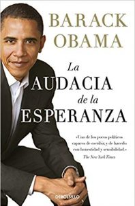 La audacia de la esperanza, de Barack Obama