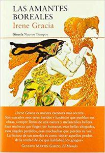 Las amantes boreales, de Irene Gracia