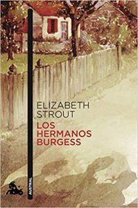 Los hermanos Burgess, de Elizabeth Strout