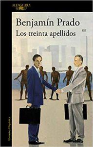 Los treinta apellidos, de Benjamín Prado