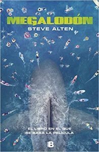 Megalodón, de Steve Alten