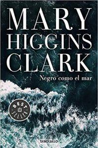 Negro como el mar, de Mary Higgins Clark