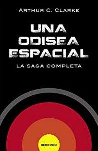 Una odisea espacial, la saga completa, de Arthur C. Clarke