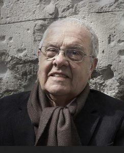 escritor Chufo Llorens