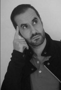 escritor Marcos Nieto Pallarés