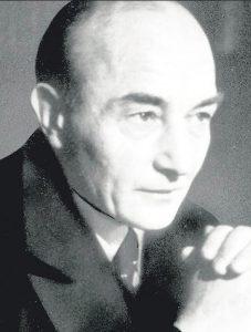 escritor Robert Musil