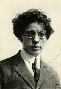 escritor Giovanni Papini