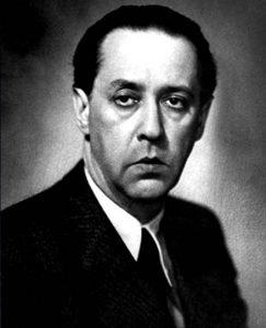 escritor Sándor Márai