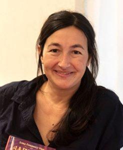 escritora Sonia Fernández-Vidal