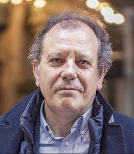 escritor Fernando Rueda