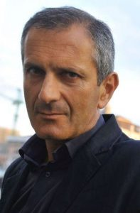 escritor Gianrico Carofiglio