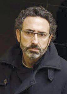 escritor Jon Bilbao