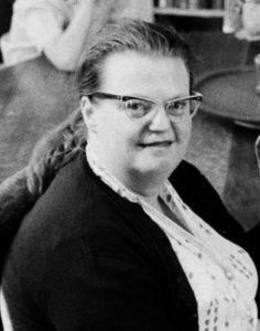 escritora Shirley Jackson