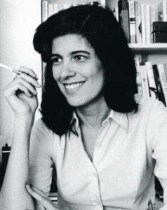 escritora Susan Sontag