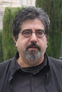 escritor Luis García Jambrina