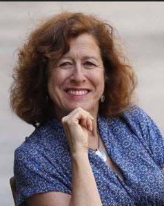 escritora Berna González Harbour