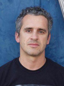 escritor José Luis Peixoto