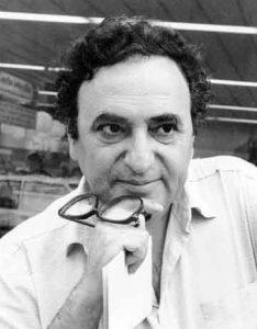 escritor Juan José Saer