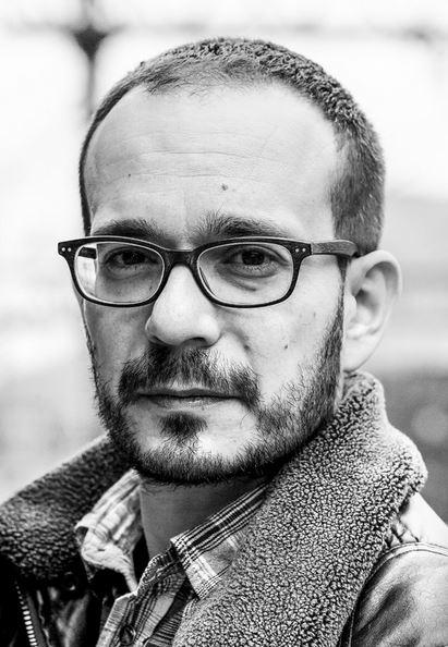 escritor Luca D´Andrea