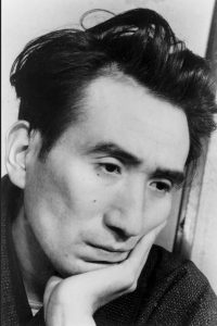 escritor Osamu Dazai