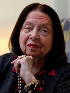 escritora Nélida Piñón