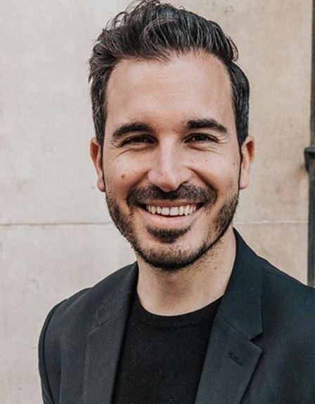 escritor Javier Castillo