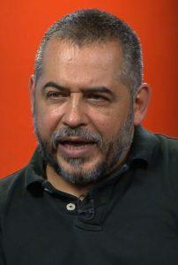 escritor Mario Mendoza