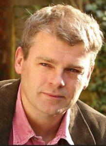 escritor Mark Haddon
