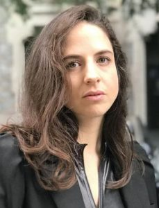 escritora Cristina Morales