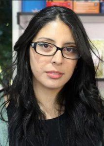 escritora Mónica Ojeda