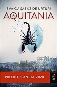 Aquitania, de Eva García Sáenz